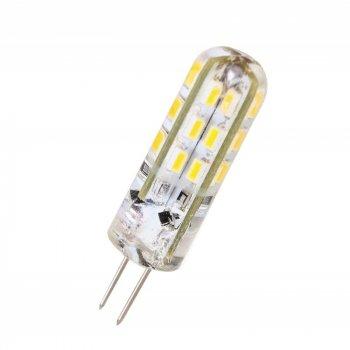 """Лампа світлодіодна G4 1,5 W 150LM 4500K AC/DC 12V силікон """"LEMANSO"""" LM3030"""
