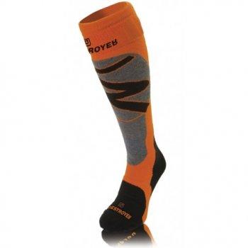 Термо носки Tramp Destroyer Ski/Snowboard DSSB-777 Оранжевый/Черный