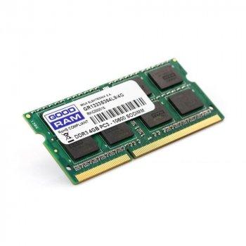 Оперативна пам'ять GOODRAM 4 GB SO-DIMM DDR3 1333 MHz(226231937)