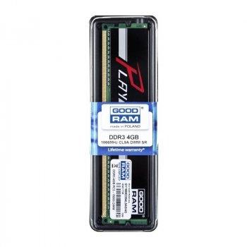 Оперативна пам'ять GOODRAM 4 GB DDR3 1866 MHz(1036987)