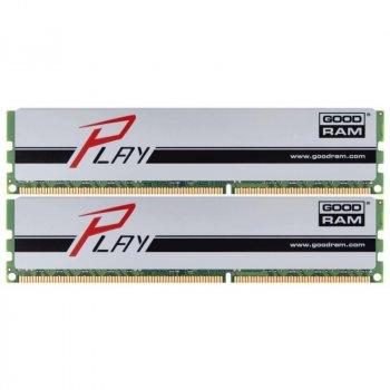 Оперативна пам'ять GOODRAM 8 GB (2x4GB) DDR3 1600 MHz (9213795)