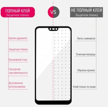 Захисне скло ColorWay для Xiaomi Mi A3 / Mi CC9e Black (CW-GSFGXMA3-BK)