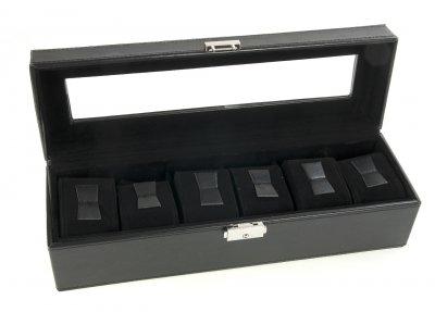 Бокс для хранения часов LIDL черный M17-270141