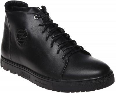 Ботинки Maurizi 162-1 Черные