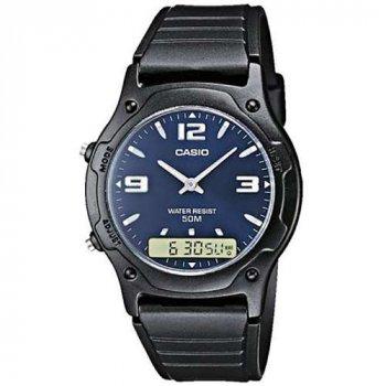 Годинник наручний Casio Collection AW-49HE-2AVEG