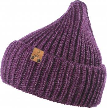 Зимняя шапка Anmerino Кай 56-58 см Сливовая (4823055531338)