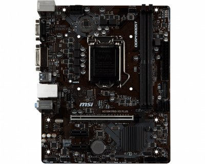 MSI H310M PRO-VD Plus Socket 1151