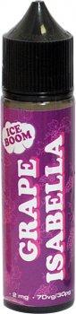 Рідина для електронних сигарет Ice Boom Grape Izabella 60 мл (Виноград) (IB-GI-60)