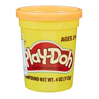Пластилин в баночке Play-Doh 112 г в ассортименте (B6756)