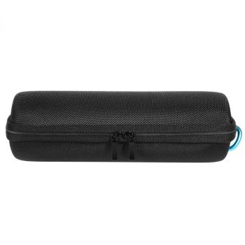 Чехол сумка Lesko для портативной колонки JBL 310х130 мм Black (3324-9105а)