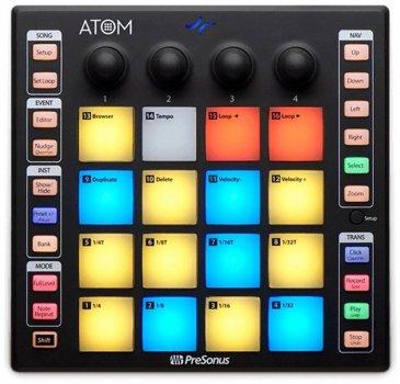 Аудіоінтерфейс PreSonus ATOM Pad Producer Lab (227824)