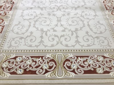 килим класичного стилю з акрилу і вовни, машинна робота з Туреччини 230x305 (142 6006-1)
