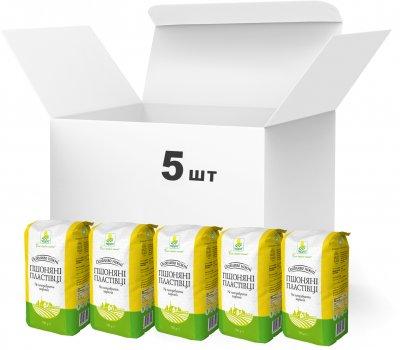Упаковка пластівців Терра Особливо ніжних пшоняних швидкого приготування 750 г х 5 шт. (4820015737472)