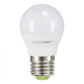 Промонабір EUROLAMP G45 7 Вт E27 4000 K (MLP-LED-G45-07274(E))