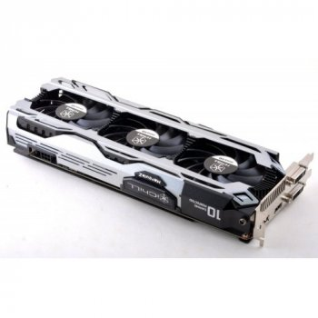 Inno3D Geforce Gtx 1060 6Gb X3 V2 Ichill (C106F2-3Sdn-N5Gsx)