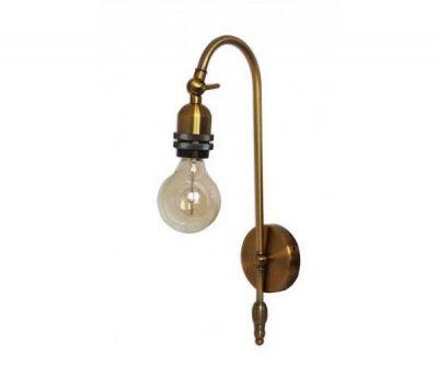 Настінний світильник HAYON+Лампочка Едісона
