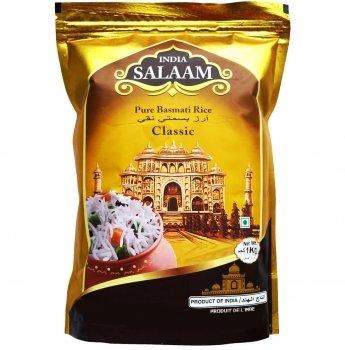 Рис Басмати Salaam India Классический не пропаренный 1 кг