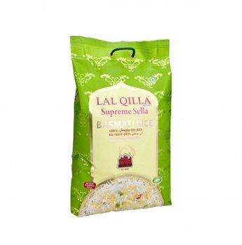Рис Басмати Lal Qilla пропаренный 1 кг