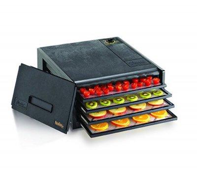 Сушилка для овощей и фруктов (дегидратор) Excalibur 4400 черный
