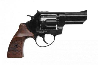 Револьвер под патрон флобера Ekol Viper 3 (черный/Pocket)