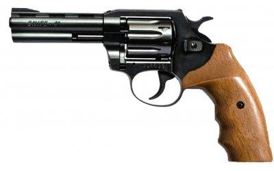 Револьвер под патрон флобера SNIPE-4 (орех)