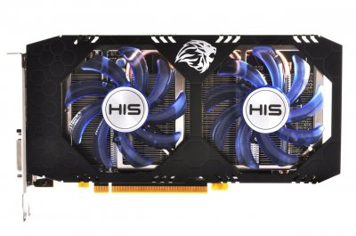 Видеокарта HIS Radeon RX470 4Gb 256bit GDDR5 Refurbished