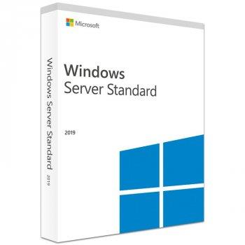 Серверное програмное обеспечение Windows Server 2019 Standard мультиязычное x32/64