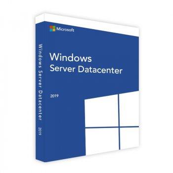 Серверное програмное обеспечение Microsoft Windows Server 2019 Datacenter мультиязычное x32/64