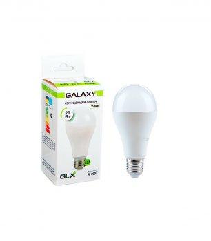 Светодиодная лампа Galaxy LED А65 Е27 20W 4100K