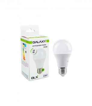 Светодиодная лампа Galaxy LED А60 Е27 10W 3000K