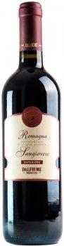 Вино Dalfiume Sangiovese Superiore Romagna DOP червоне сухе 0.75 л 13% (8008501000682)