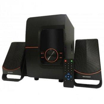 Акустична система Greenwave SA-158BT Black-orange (R0015303)