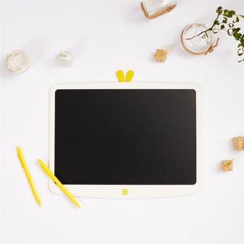 Кольоровий графічний планшет Xiaomi Wicue Board LCD White/Yellow (WNB416W)