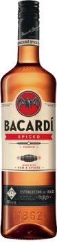 Ром Bacardi Spiced 0.5 л 40% (7610113013311)