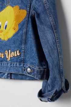 Куртка джинсова H&M 0555997-7 Синя