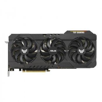 Видеокарта GF RTX 3080 10GB GDDR6X TUF Gaming OC Asus (TUF-RTX3080-O10G-GAMING)