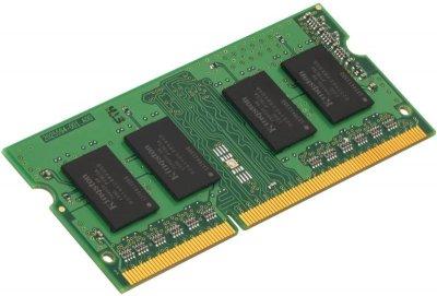 Оперативная память Kingston SODIMM DDR3L-1333 2048MB PC3L-10600 (KVR13LS9S6/2)