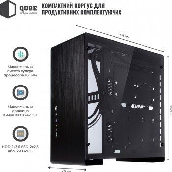 Корпус QUBE Griffin Black (QBU5A_WBNU3)