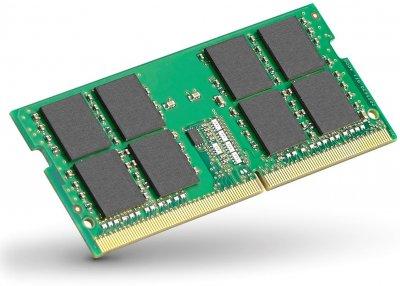 Оперативна пам'ять Kingston SODIMM DDR4-3200 16384 MB PC4-25600 (KVR32S22D8/16)