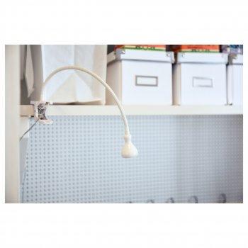 Бра IKEA (ІКЕА) JANSJÖ світлодіодний білий (503.863.30)