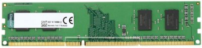 Оперативна пам'ять Kingston DDR3-1600 2048 MB PC3-12800 (KVR16N11S6/2)