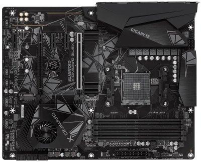Материнська плата Gigabyte X570 Gaming X Socket AM4