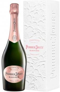 Шампанское Perrier-Jouet Blason Rose розовое сухое 0.75 л 12% (3113880115317_3113889000201)