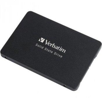 Накопичувач SSD 2.5 quot; 120GB Verbatim (70022)