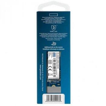 Накопичувач SSD M. 2 2280 240GB GOODRAM (SSDPR-S400U-240-80)