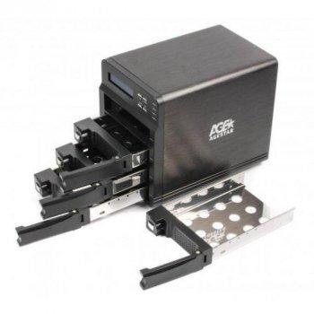 Карман зовнішній AgeStar 3C4B3A (Black)