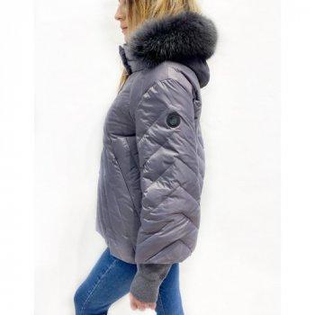 Зимова куртка Baldinini 130650/3 Бежева