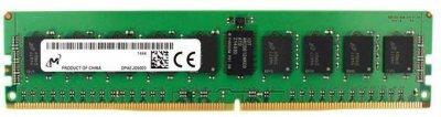 Оперативна пам'ять Micron DDR4-2933 16384 MB PC4-23400 ECC Registered (MTA18ASF2G72PDZ-2G9E1)