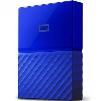 Зовнішній жорсткий диск 2.5 quot; 4TB Western Digital (WDBYFT0040BBL-WESN)