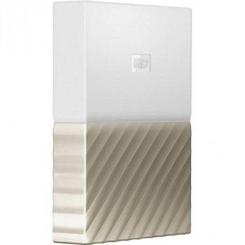 Внешний жесткий диск 2.5 quot; 4TB Western Digital (WDBFKT0040BGD-WESN)